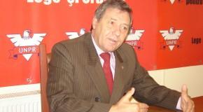 Senatorul Vasile Nedelcu, candidatul USL în Colegiul nr.1 Călăraşi
