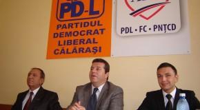 Pavelescu Aurelian, Fuia Stelian, Mușat Georgel și Pironea Viorel, posibilii candidați ai ARD la Călărași