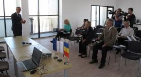 Vizită în Giurgiu la proiectele ce se derulează cu sprijin financiar nerambursabil Regio