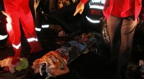 Reţinut de poliţişti după ce ar fi accidentat două persoane şi a părăsit locul accidentului