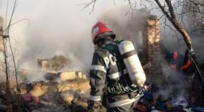 Persoana decedata in urma unui incendiu