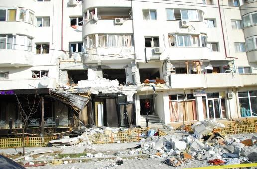 Cercetările în cazul exploziei din 25 decembrie 2013 de la Călăraşi s-au finalizat