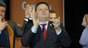 Vasile Iliuta a primit votul pentru funcția de președinte al CJ Calarasi