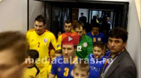 Futsal – România – Kazakhstan: 6-4