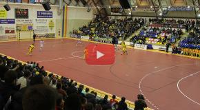 Futsal: România – Georgia: 4-1