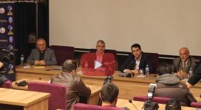 Conferinta de presa – Razvan Burleanu – Presedinte FRF