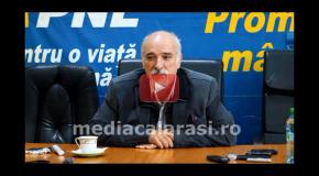 Conferinta de presa – PNL Calarasi