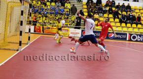 Futsal: Portugalia – Georgia, 7-0