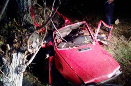 Tragedie pe DN 3, la km 55 + 900, în satul Ştefăneşti, comuna Ileana