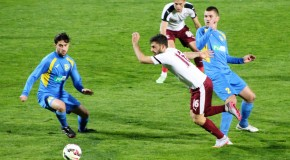 1-0 pentru Rapid în returul cu Dunărea Călăraşi