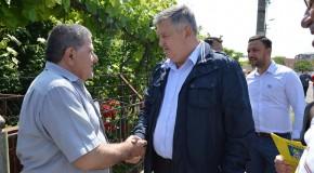 O nouă zi de campanie electorală a candidatului PNL Calarasi