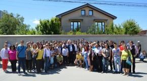 PNL Călăraşi continuă campania în cartierele municipiului