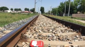 Călărași: Copilul lovit de tren a decedat