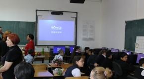500 de elevi din județul Călărași au acces la un nou laborator de informatică