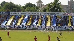 Dunărea a învins UTA Arad într-un derby istoric!