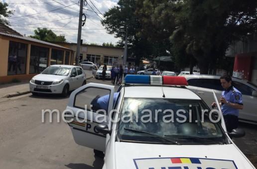 """Update – """"Circ stradal"""" la Călăraşi în urma unui eveniment rutier"""