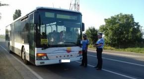 Actiune transport public de persoane