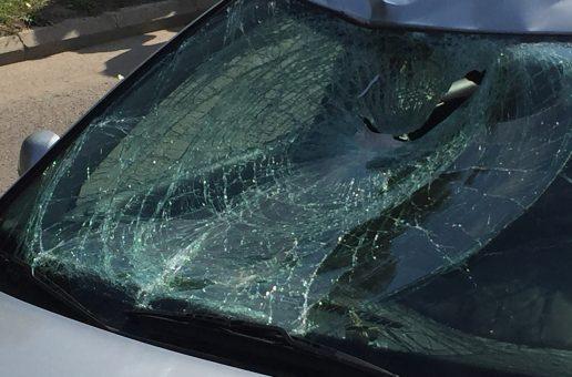 Politist grav rănit intr-un accident rutier
