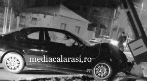 Accident rutier produs in Calarasi