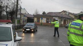 Acţiuni pentru siguranţa participanţilor la trafic / conducerea sub influenţa alcoolului sau fără permis, sancţionată de poliţişti