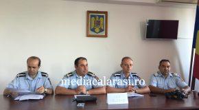 Prima conferință de presă susținută în acest an la ISU Călărași