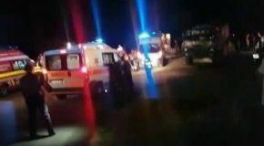MAPN: Suntem cu gândul și cu sufletul alături de camarazii noștri implicați în tragicul accident de la Valea Urdii, din Argeș