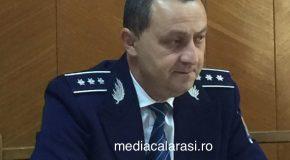 """Șeful IPJ Călărași, Marian Iorga referitor la acuzațiile de hărțuire apărute în presă: """"Nu pot să le comentez decât ca fiind hilare (…) Sunt doar lucruri neadevărate"""""""