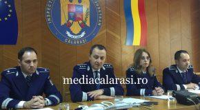 EVALUAREA ACTIVITĂȚII INSPECTORATULUI DE POLIŢIE JUDEŢEAN CĂLĂRAŞI ÎN SEMESTRUL I 2017