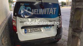 Accident rutier in municipiul Calarasi