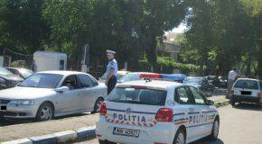 Opririle neregulamentare, din Călăraşi, sancţionate de poliţişti