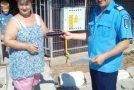 Portofel cu bani găsit și returnat de către un jandarm