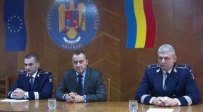 CONFERINȚA DE PRESĂ – IPJ Calarasi