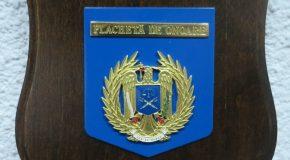 TREI STRUCTURI DIN CADRUL INSPECTORATULUI DE POLIȚIE JUDEȚEAN CĂLĂRAȘI AU PRIMIT PLACHETA DE ONOARE A POLIȚIEI ROMÂNE
