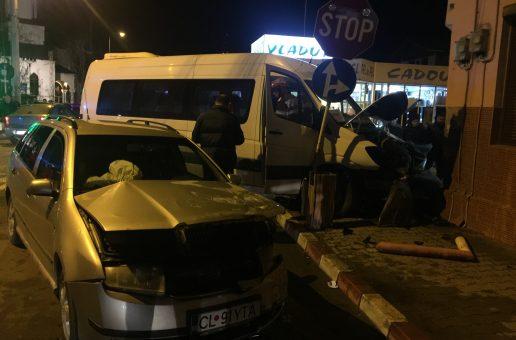 Accident rutier în municipiul Călărași