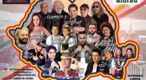 """COMUNICAT DE PRESĂ Privind turneul muzical național """"România în Sărbătoare"""" care ajunge la Călărași în weekendul 4-6 mai"""