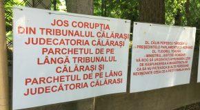 Protest împotriva corupției și abuzurilor din justiție